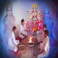 Maa Gayatri Puja Mantra Japa and Yajna