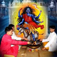 Kaalratri Maha Puja - 12th April 2019