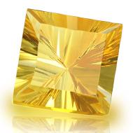 Yellow Citrine Superfine Cutting - 11.65 Carats