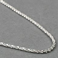 Silver chain interlock