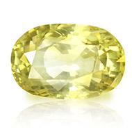 Yellow Sapphire - 4.21 carats