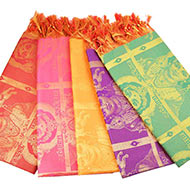 Murugan Shawl in Art Silk