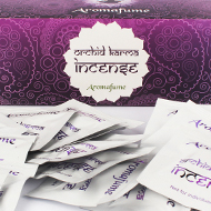Orchid Karma Incense Medium With Exotic Incense Diffuser