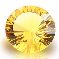 Yellow Citrine Superfine Cutting - 7.90 Carats
