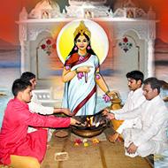 Brahmacharini Maha Puja - 7th April 2019