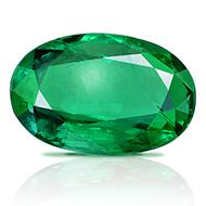 Emerald 4.22 carats Zambian - I