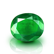 Emerald 3.90 carats Zambian