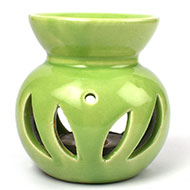 Ceramic Exotic Diffuser - Green