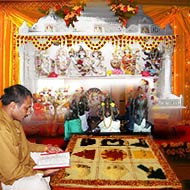 Navagraha Shanti puja