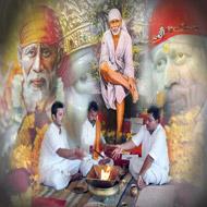Saibaba Puja Mantra Japa and Yajna