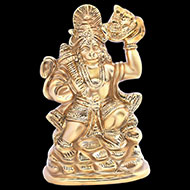 Pavanputra Hanuman in Brass
