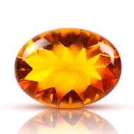 Amber Stone - 3.65 carats