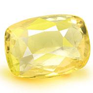 Yellow Sapphire - 2.59 carats