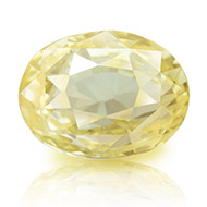 Yellow Sapphire - 2.51 carats