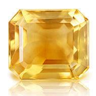 Yellow Citrine - 3 - 4 Carats - Emerald