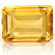 Yellow Citrine - 105.25 carats