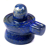 Lapis Lazuli Shivlingam-156 gms