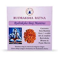 Rudraksha Beej Mantras CD