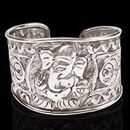 Ganesha Kadaa - Bracelet
