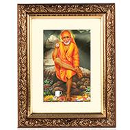 Sai Baba Frame - I