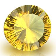Yellow Citrine Superfine Cutting - 9.90 Carats