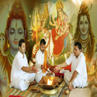 Puja for Happy Family (Married) Life