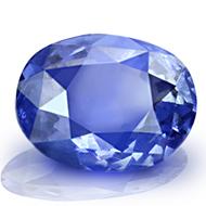 Blue Sapphire - 2.10 carats - 1