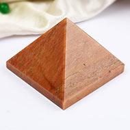 Pyramid in Jasper - 162 gms