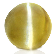 Cats eye - Kanak Kheth - 1.97 carats