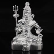 Vyaghranatheshwara in Pure Silver