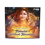 Divine chants for Material and Spiritual Abudance