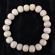 Tulsi bead bracelet - 11 mm