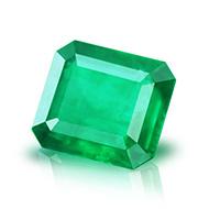 Emerald 3  carats  Zambian - III