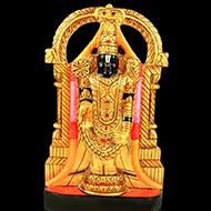 Lord Venkateshwara marble idol