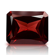 Red Garnet - Ceylon - 3.85 Carats