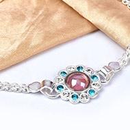 Pure silver Rakhi - Design XI