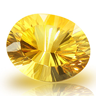 Yellow Citrine Superfine Cutting - 7.30 Carats