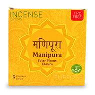 Aromafume Manipura Incense Bricks
