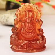 Gomed Ganesh - 60.30 Carats