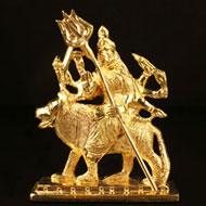 Durga Statue (Punchdhatu)