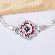 Pure silver Rakhi - Design III