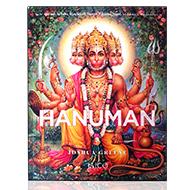 Hanuman - The Heroic Monkey God - By Joshua Greene