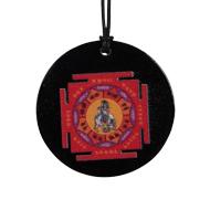 Santangopal Yantra locket on Rosewood