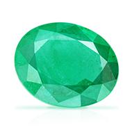 Emerald 3.75 Carats Zambian - Oval