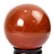 Red Jasper Ball - 1.246 kgs