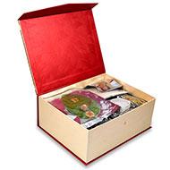 Shravan Maas Shiva Puja Kit with DVD