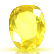 Yellow Sapphire - 6.220 carats