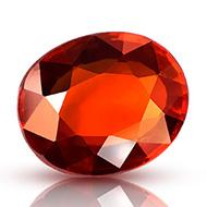 Hessonite Garnet - Gomed - 6.30 carats - I