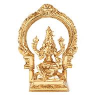 Maa Bhuvaneshwari in Bronze