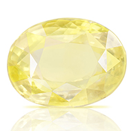 Yellow Sapphire - 5.22 carats